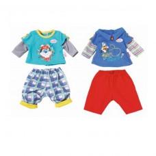 Набор одежды для куклы Baby Born - Малыш на Прогулке (2 в ассорт.) 823927