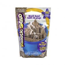 Песок для детского творчества - Kinetic Sand Beach (натуральный) 71435