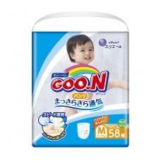 Трусики-подгузники GOO.N для детей 6-12 кг (размер M, унис