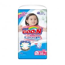 Трусики-подгузники GOO.N для девочек 12-20 кг (размер Big