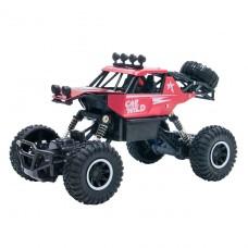 Автомобиль Off-Road Crawler на р/у - Car Vs Wild (красный,
