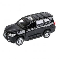 Автомодель - Lexus LX-570 LX570-BK(FOB)