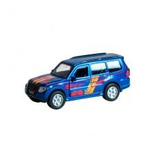 Автомодель - Mitsubishi Pajero Sport (синий) SB-17-61-MP-S-WB