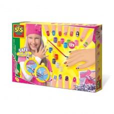 Игровой набор для юного нейл-арт мастера - Модница (декор