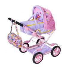 Коляска для куклы Baby born - Делюкс S2 (складная, с сумкой) 828649
