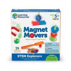 Обучающий набор Learning Resources - Эксперименты с магнит