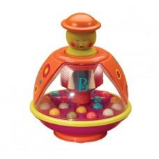 Развивающая игрушка - Юла Мандаринка BX1119Z