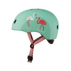 Защитный шлем MICRO - Фламинго (52-56 сm, M) AC2124BX