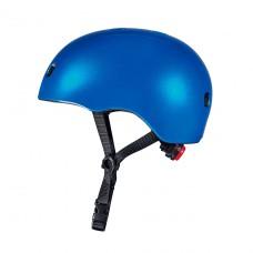 Защитный шлем Micro - Темно-синий металлик (52-56 cm, M) A