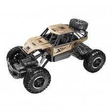 Автомобиль Off-Road Crawler на р/у - Rock Sport (золотой,