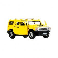 Автомодель - Hummer H2 (желтый) HUM2-12-YE