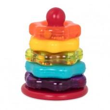 Развивающая игрушка - Цветная Пирамидка new BT2579Z
