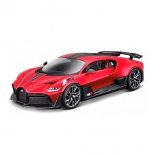 Автомодель - Bugatti Divo (красный металлик, 1:18) 18-1104