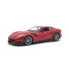 Автомодель - Ferrari F12Tdf (ассорти желтый, красный, 1:24