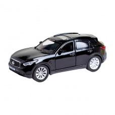 Автомодель - Infiniti Qx70 (черный, 1:32) QX70-BK