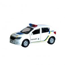 Автомодель - Renault Sandero Полиция SB-17-61-RS(P)
