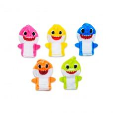 Игровой набор Baby Shark - Пальчиковый театр (5 фигурок) 6