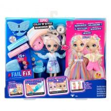 Игровой набор с куклой FailFix - Эпичное перевоплощение 12808