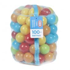 Набор игрушек - Разноцветные шарики (для сухого бассейна,