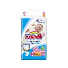 Подгузники GOO.N для маловесных новорожденных 1,8-3,5 кг (