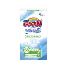 Подгузники GOO.N для маловесных новорожденных до 1 кг (р.