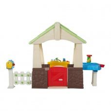 Игровой домик - Садовый Делюкс 2-В-1 630170M
