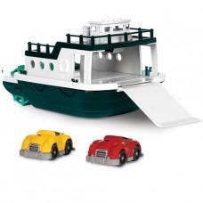 Игровой набор - Паром (корабль, 2 машинки) VE1008Z