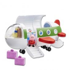 Игровой набор Peppa - Самолет Пеппы (самолет, фигурка Пеппы) 6227