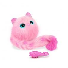Игровой набор с интерактивной кошечкой Pomsies - Пинки (св