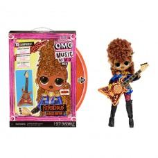 """Игровой набор с куклой LOL Surprise! """"OMG Remix Rock"""" - Фурия 577591"""