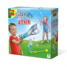 Игровой набор с мыльными пузырями - Атака акулы (мыльный р