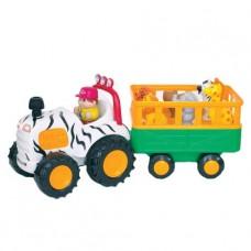 Игровой набор - Трактор Сафари 51169