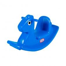Качалка - Веселая лошадка S2 (синяя) 167200072
