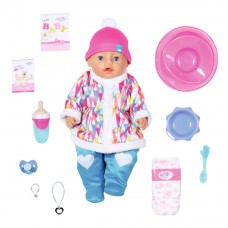 "Кукла Baby Born серии ""Нежные объятия"" - Зимняя"