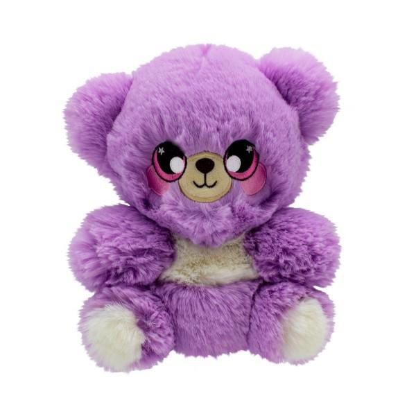 """Ароматная мягкая игрушка Squeezamals серии """"3-Deez Deluxe"""" - Мишка Бакстер SQ00939-5008"""