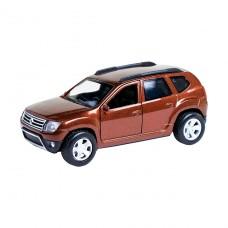 Автомодель - Renault Duster-M (1:32, коричневый) DUSTER-MBr