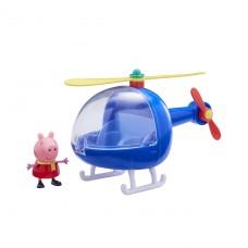 Игровой набор Peppa - Вертолет Пеппы (вертолет, фигурка Пе