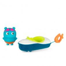 Игрушка для ванны - Бегемотик Плюх LB1711Z