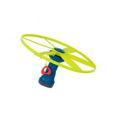 Игрушка - Сверкающий Диск (пропеллер, пусковое устройство) BX1592Z