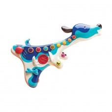 Музыкальная игрушка -Пес-Гитарист BX1206Z