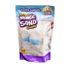 Песок для детского творчества с ароматом - Kinetic Sand Ванильный Капкейк 71473V