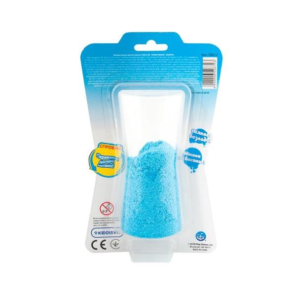 Воздушная пена для детского творчества Foam Alive - яркие цвета - Голубая 5902-2