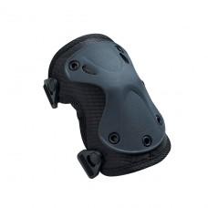Защитный комплект налокотники и наколенники Micro - Черный