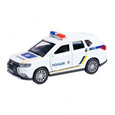Автомодель - Mitsubishi Outlander Police (1:32) OUTLANDER-POLICE