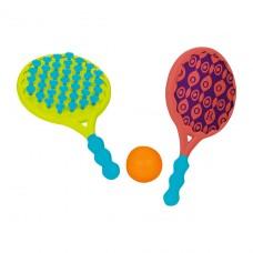 Игровой набор - Пляжный Теннис: Два-В-Одном (ракетки с при
