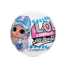 """Игровой набор с куклой L.O.L. Surprise! серии """"All-Star B.B.s"""" - Спортивная команда 570363"""