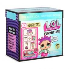 """Игровой набор с куклой LOL Surprise! серии """"Furniture"""