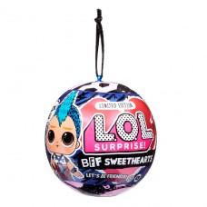 Игровой набор с куклой LOL Surprise серии Валентинки - Панк и Рокер Sweethearts Rocker Punk Boi 573937
