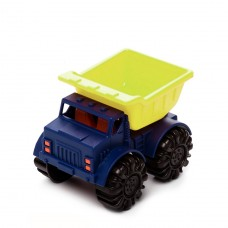 Игрушка для игры с песком - Мини-Самосвал (Цвет Лаймовый-О