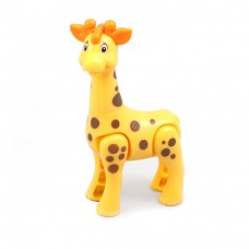 """Игрушка серии """"Дикие животные"""" - Жираф (звук тре"""